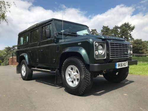 ***SOLD***Land Rover 110 TDCi  XS 2011***SOLD***
